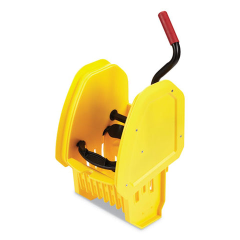 Wavebrake 2.0 Wringer, Down-press, Plastic, Yellow