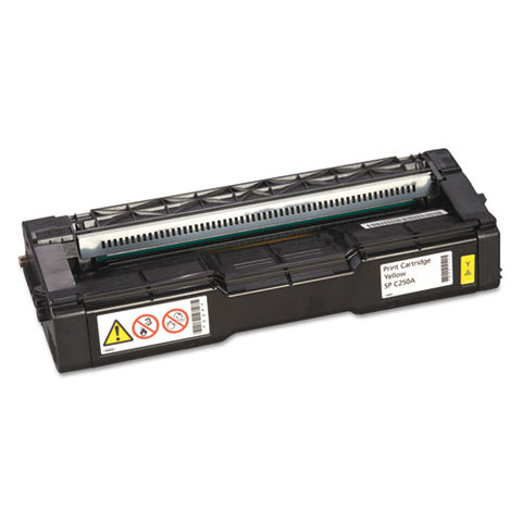 407542 Toner, 2,300 Page-yield, Yellow