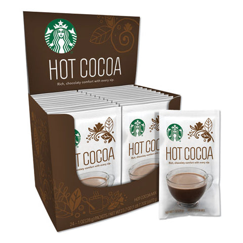 Gourmet Hot Cocoa, 1 Oz, 24-box, 6 Boxes-carton