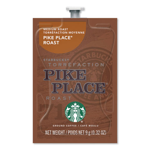 Flavia Coffee Freshpacks, Pike Place, 0.32 Oz Freshpack, 80-carton