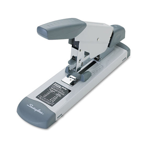 Deluxe Heavy-duty Stapler, 160-sheet Capacity, Platinum
