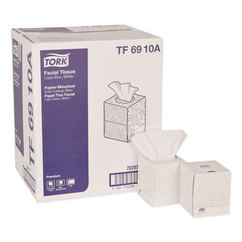 Premium Facial Tissue, 2-ply, White, 94 Sheets-box, 36 Boxes-carton