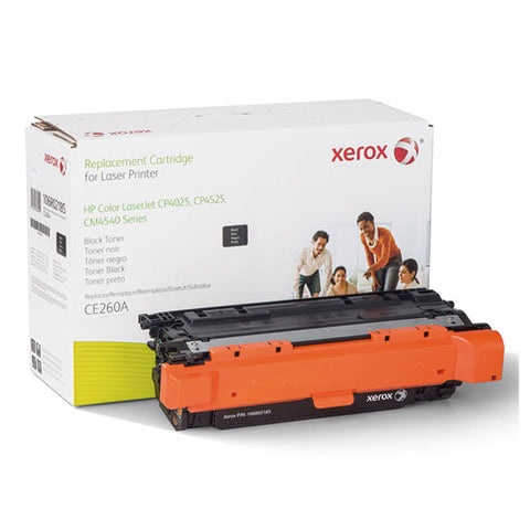 106r02185 Replacement Toner For Ce260a (647a), Black