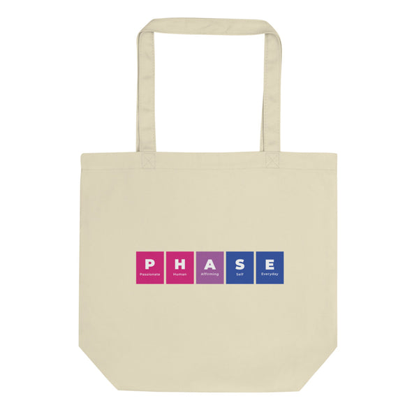 Phase Bisexual Pride Eco Tote Bag