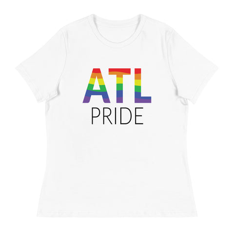 ATL PRIDE Women's Relaxed T-Shirt