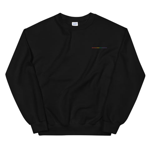 Rainbow Bar Unisex Sweatshirt
