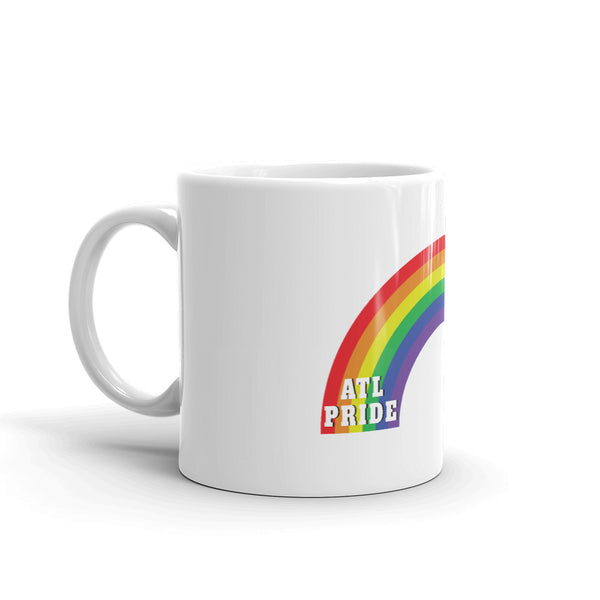 Rainbow ATL Pride Coffee Mug