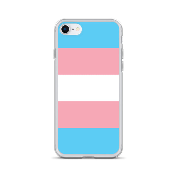 Trans Pride iPhone Case
