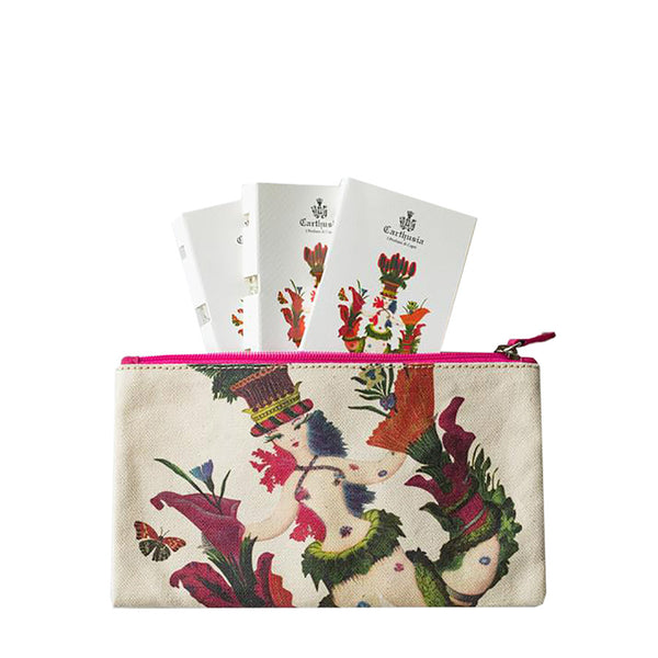 Cosmetic Pouch Discovery Kit