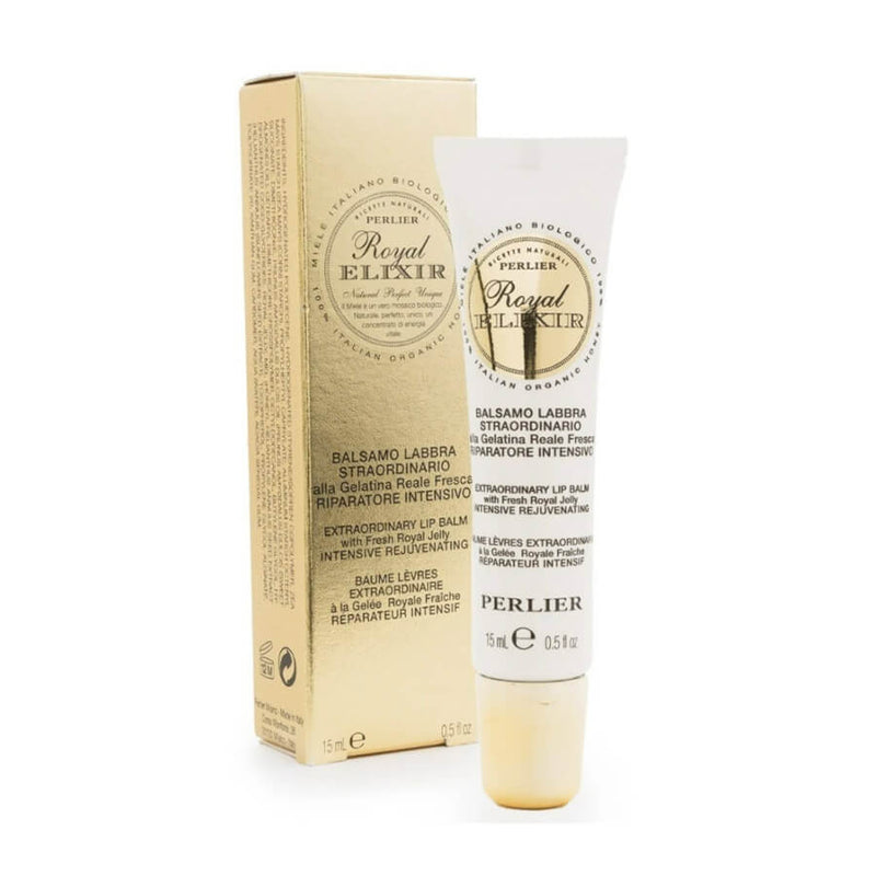 Royal Elixir Lip Balm with Royal Jelly