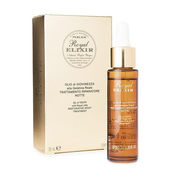 Royal Elixir Oil of Youth Restorative Night Treatment
