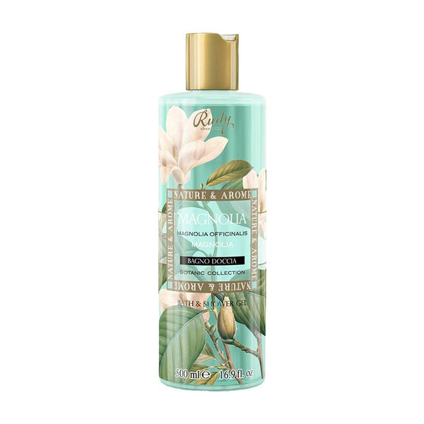 Nature & Arome Bath & Shower Gel (Botanic) - Magnolia