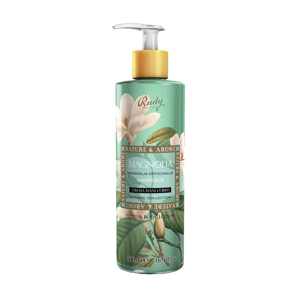 Nature & Arome Hand & Body Lotion Magnolia