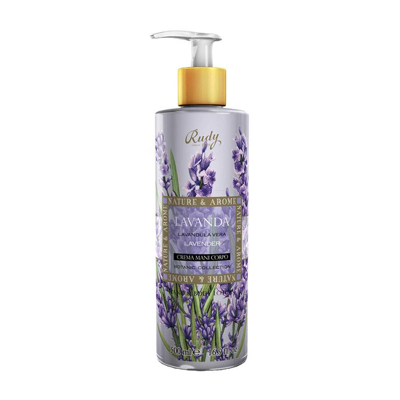Nature & Arome Hand & Body Lotion (Botanic) - Lavender