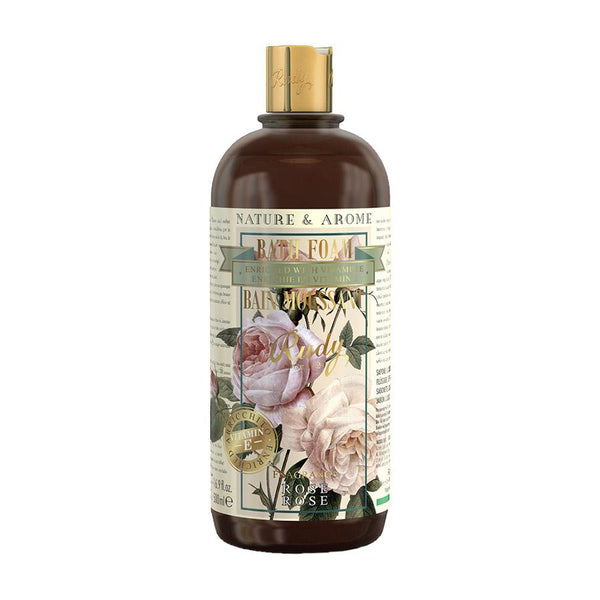 Nature & Arome Bath Foam (Apothecary)- Rose