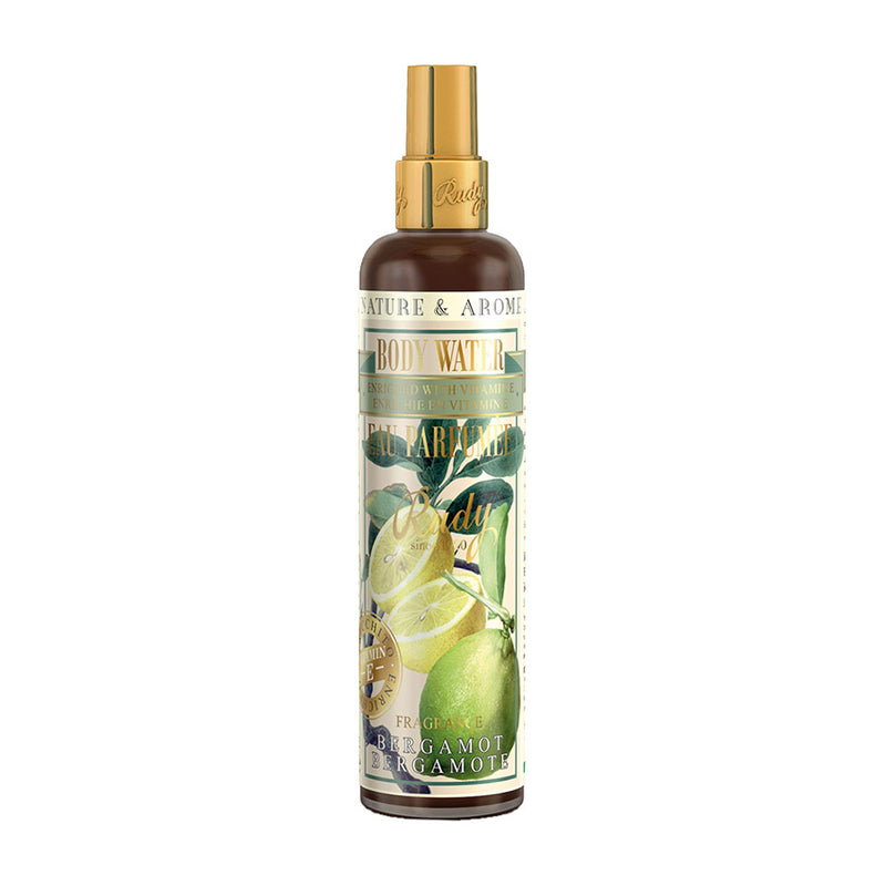 Nature & Arome Body Water (Apothecary)- Bergamot