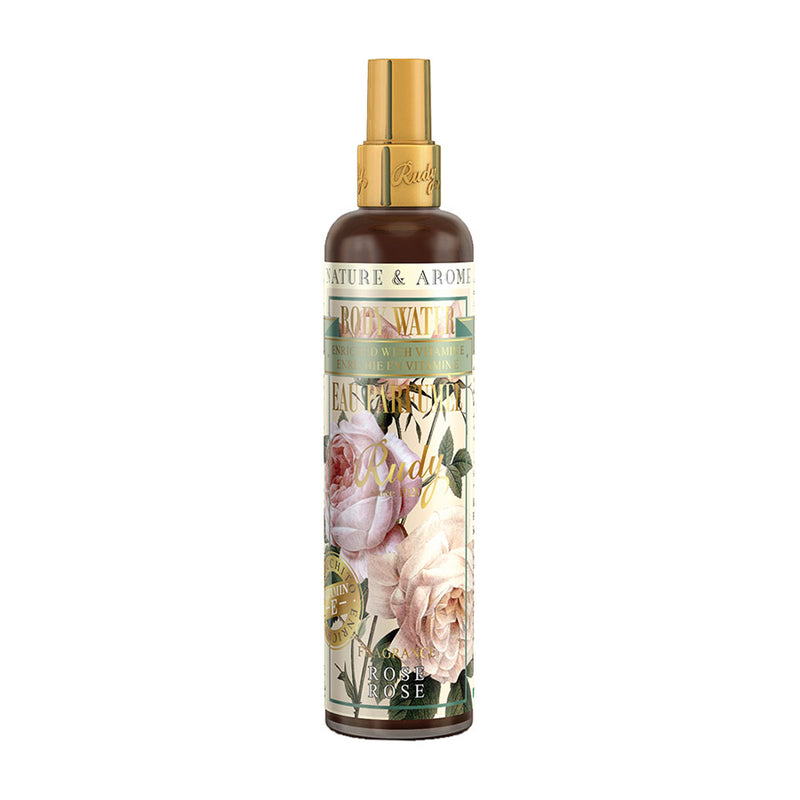Nature & Arome Body Water (Apothecary) - Rose