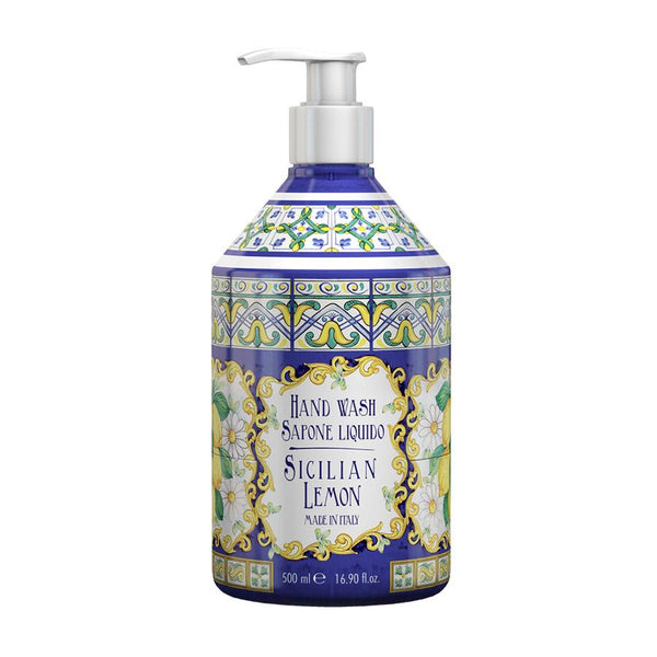 Maioliche Liquid Hand Soap - Sicilian Lemon
