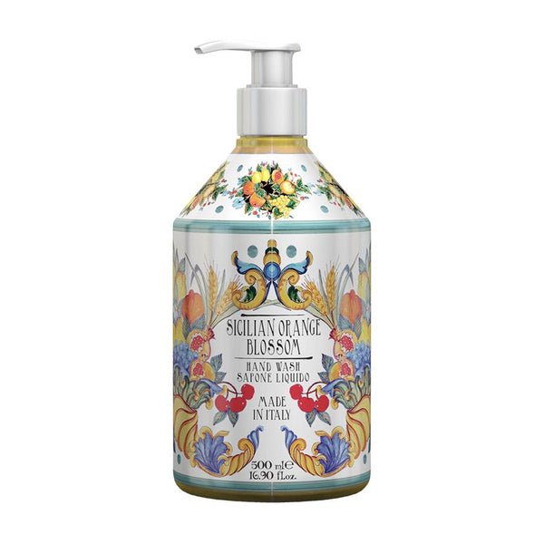 Maioliche Liquid Hand Soap - Sicilian Orange Blossom