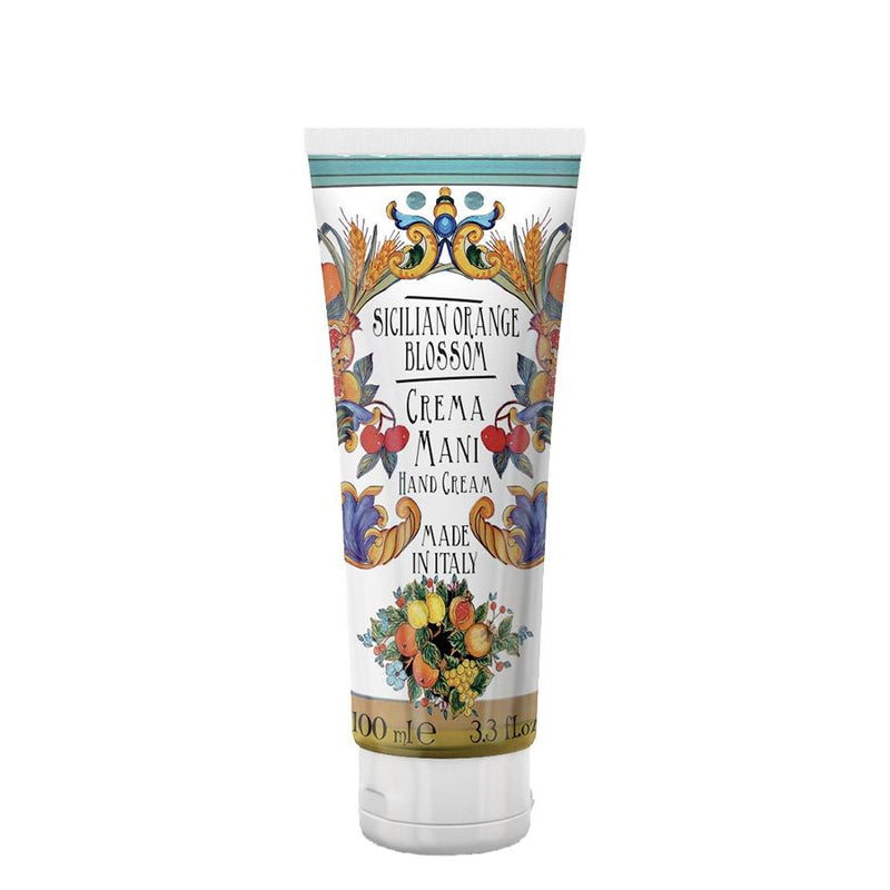 Maioliche Hand Cream - Sicilian Orange Blossom