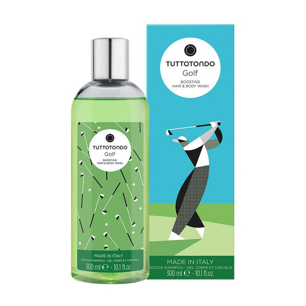 Golf Hair and Body Wash