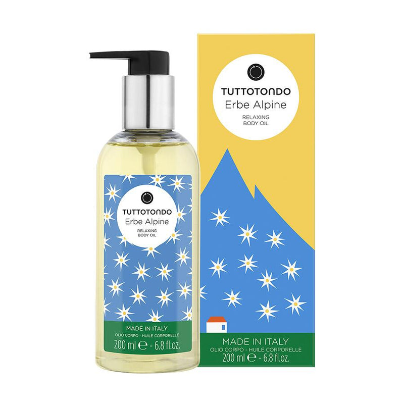 Erbe Alpine Body Oil