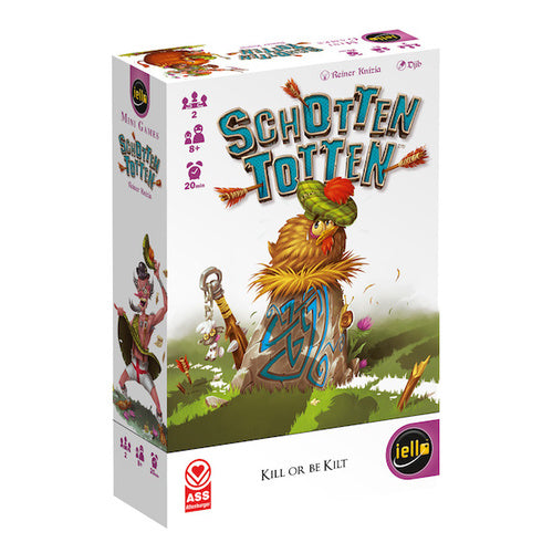 Coffee and Schotten Totten Mini Game