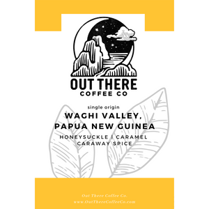 Papua New Guinea | Waghi Valley, Kindeng | Peaberry