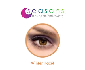 SEASONS Colored Contacts