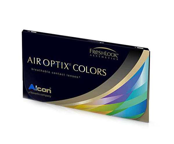 Air Optix Colors Plano 2's