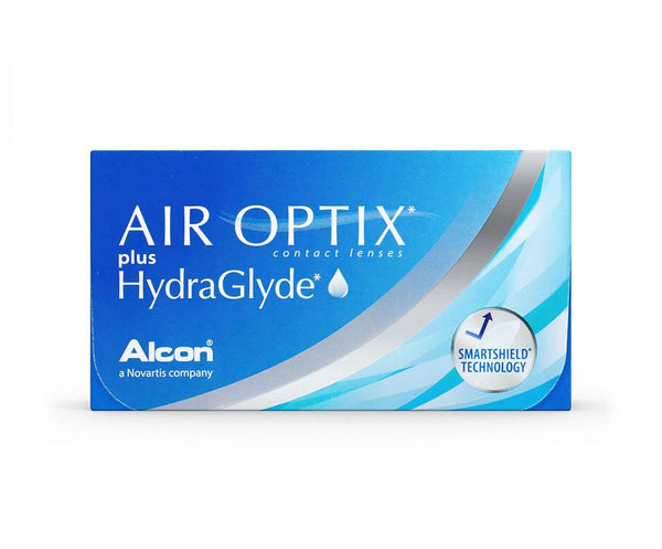 Air Optix Hydraglyde 6's