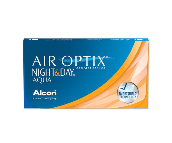 Air Optix Night & Day 6's