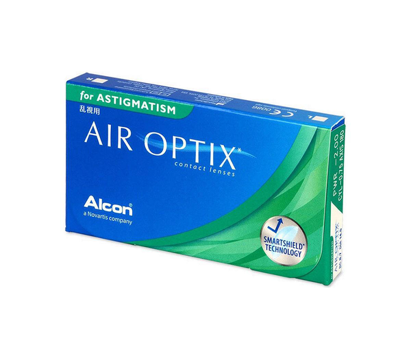 Air Optix for Astigmatism 3's