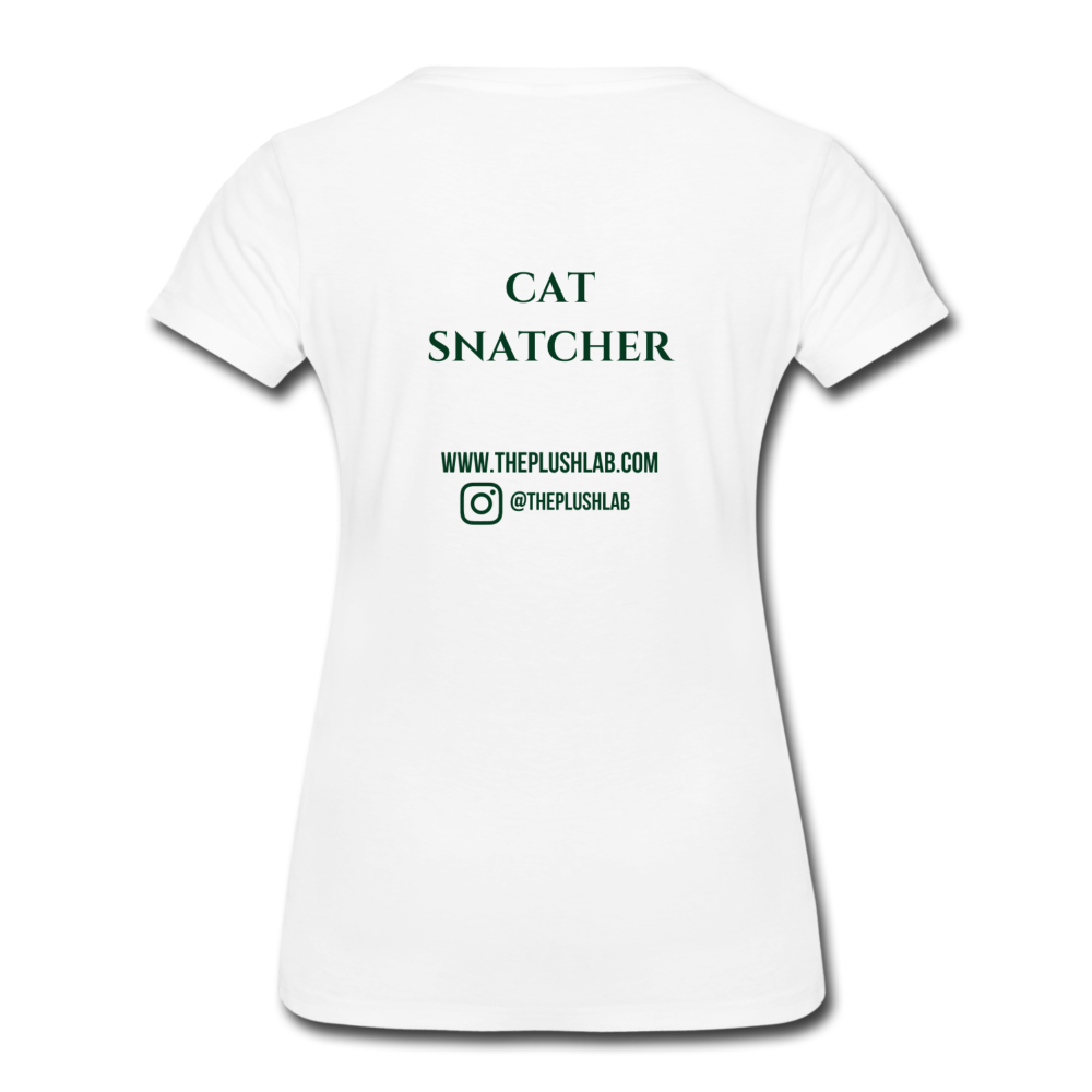 Cat Snatcher - white