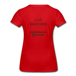 Cat Snatcher - red