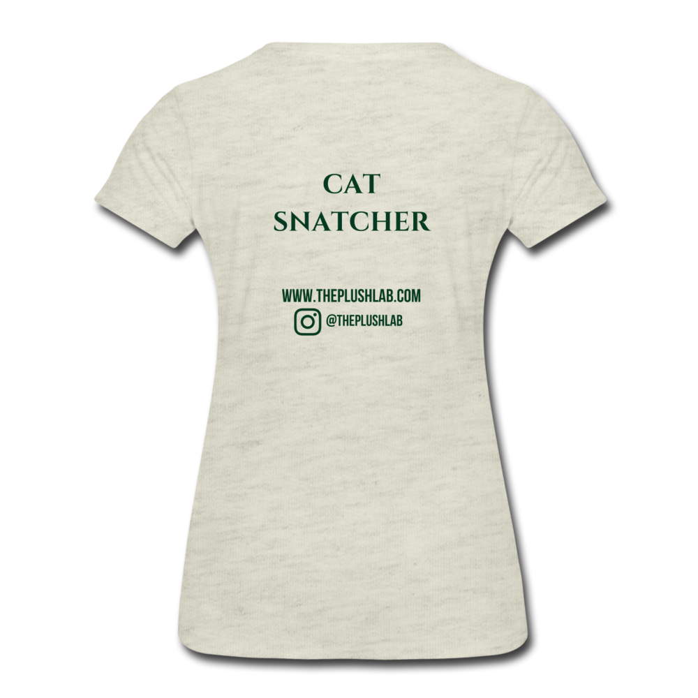 Cat Snatcher - heather oatmeal