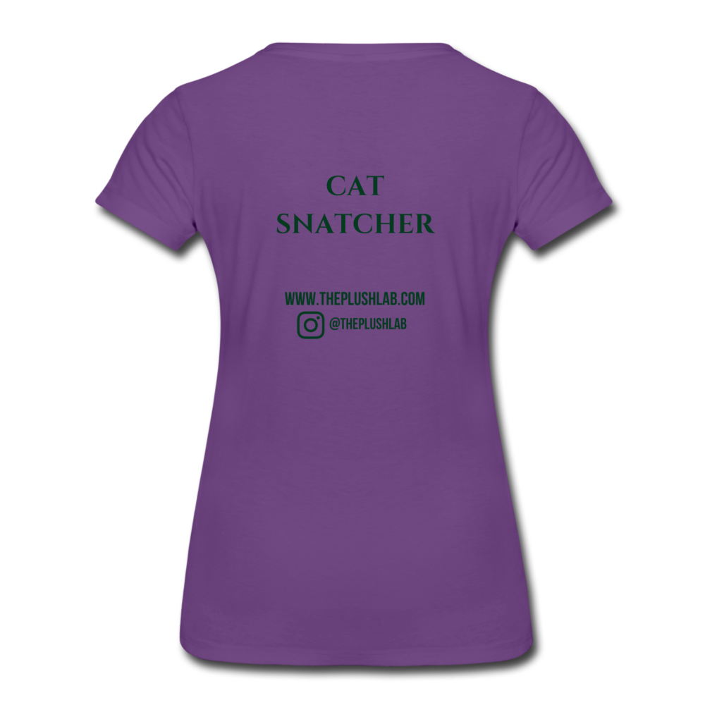 Cat Snatcher - purple