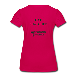 Cat Snatcher - dark pink