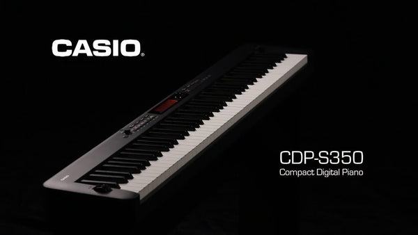 Casio Launches new CDP-S Models