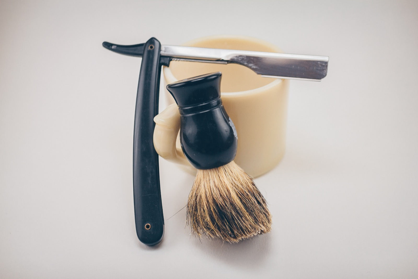 Recreate the Barbers Shop Hot Towel Shave at Home