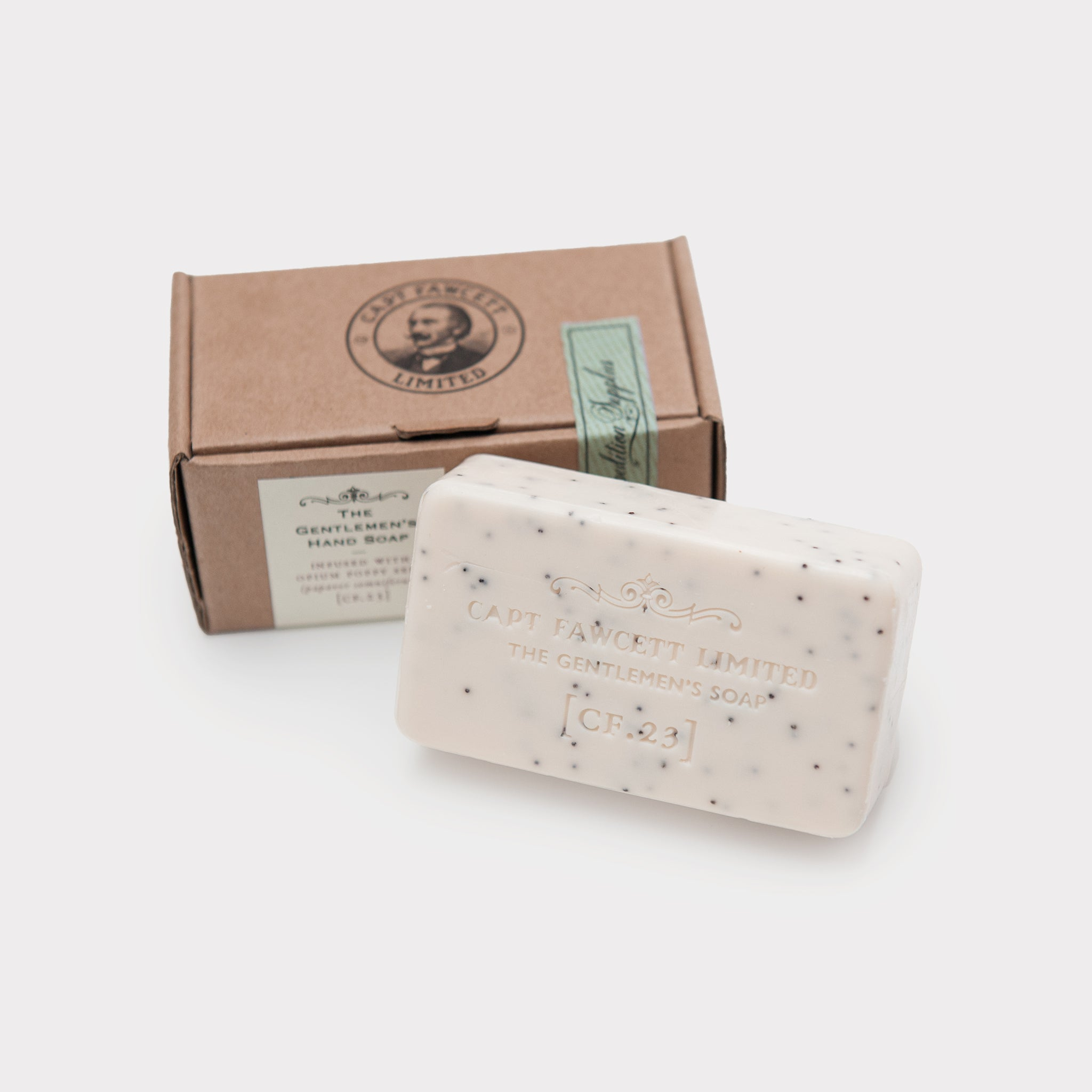 Captain Fawcett's The Gentlemen's Soap (CF.23)  165g