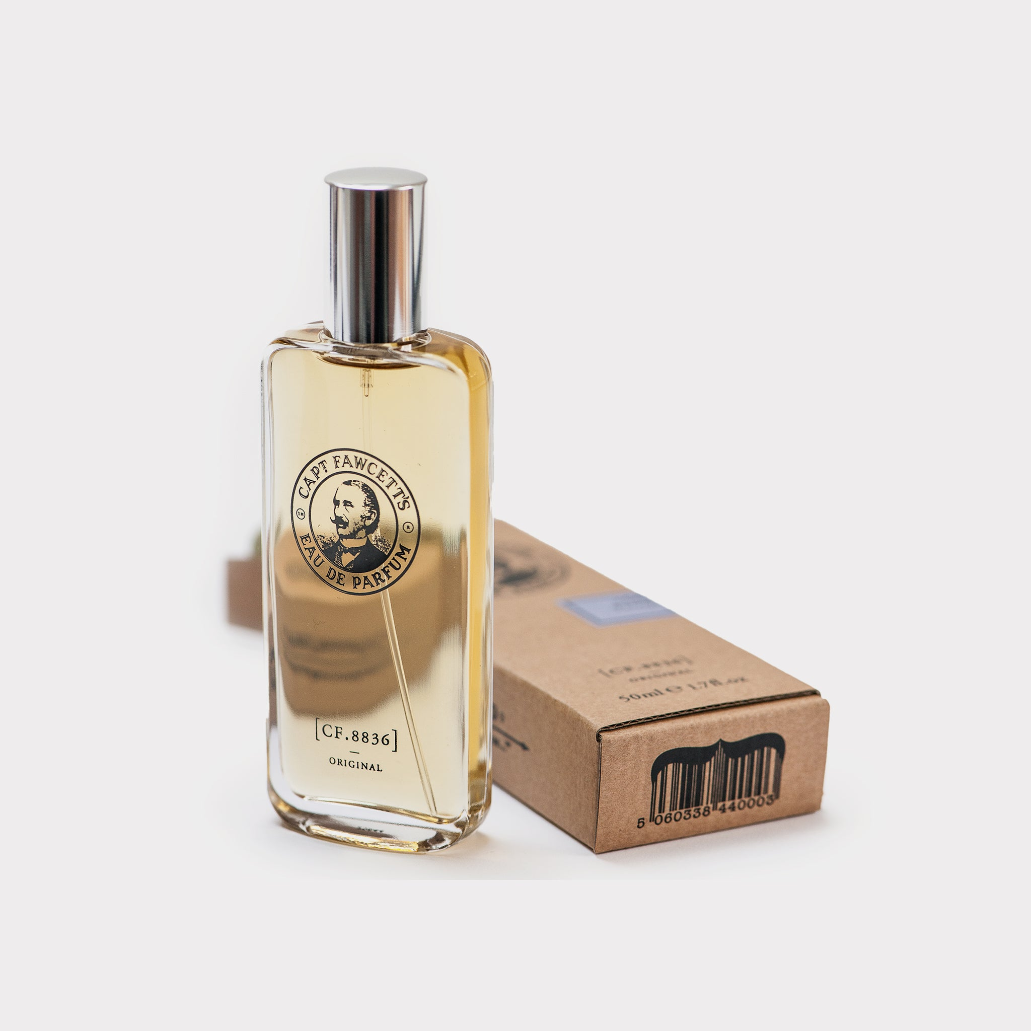Captain Fawcett's Eau de Parfum (CF.8836) Original  50ml