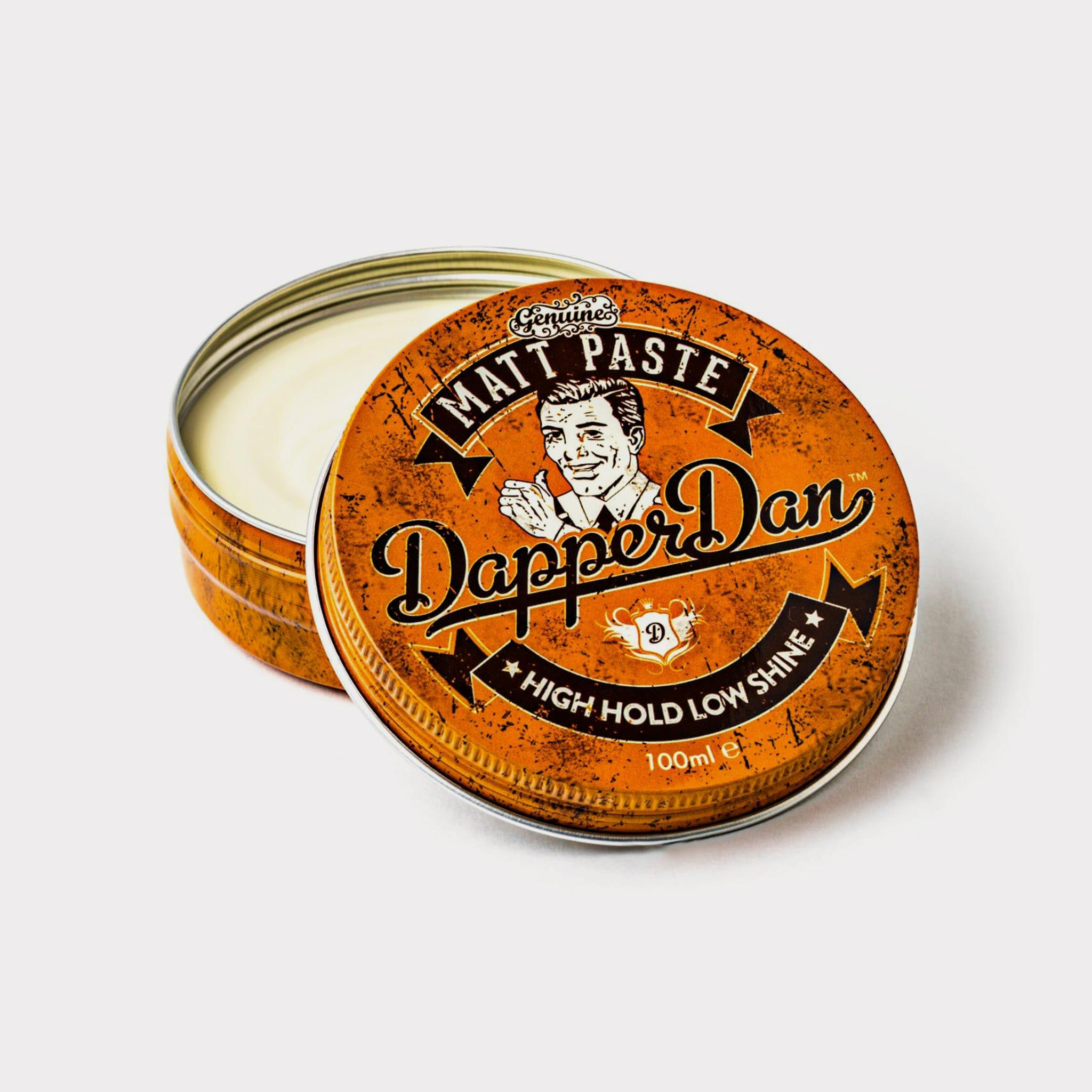 Dapper Dan Matte Paste 100ml