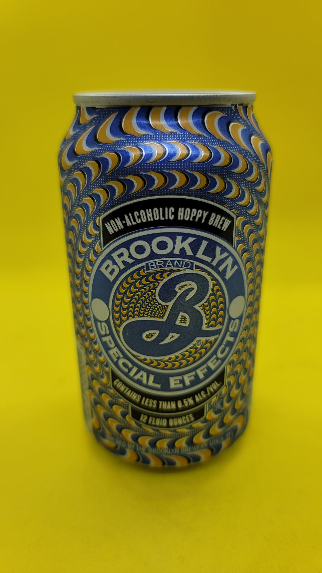 Brooklyn Special Effects Non Alcoholic Beer  12 oz.