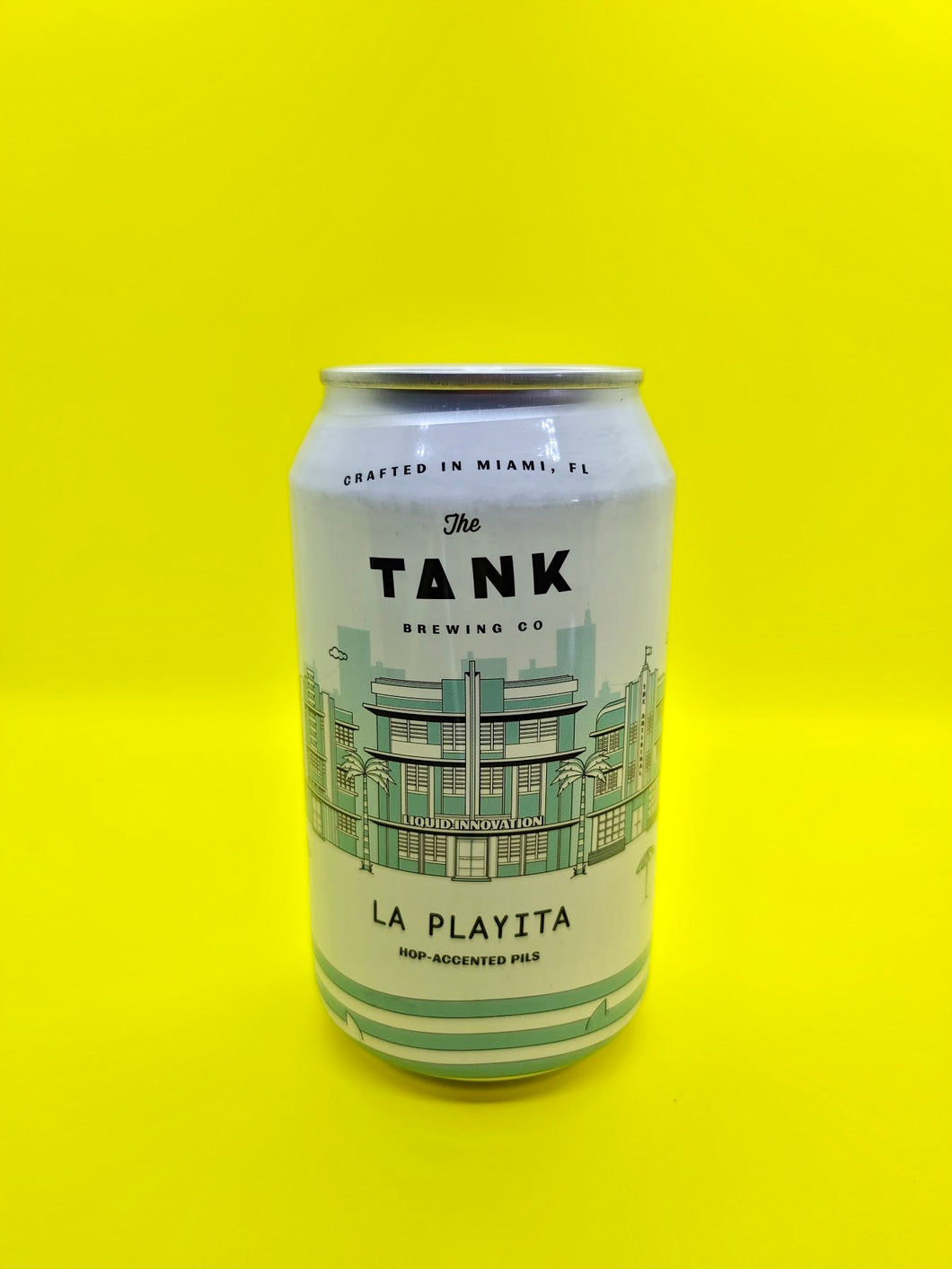 Tank Brewing Company La Playita 12 oz.
