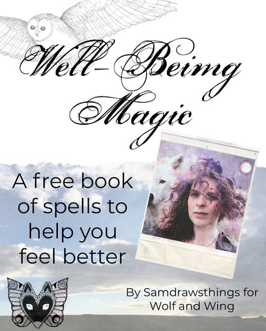 Well being magic book promo