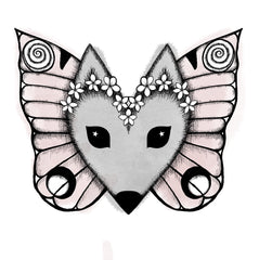 Wolf and Wing logo