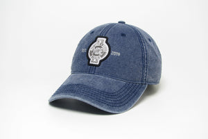 MDE Group Logo Hat - Dashboard Solid Adjustable Back