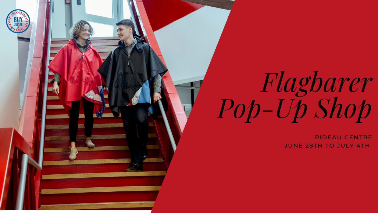 Flagbarer Pop-Up Shop