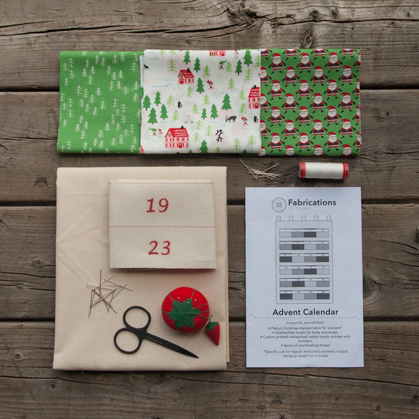 Make your own Advent Calendar (November 17th)